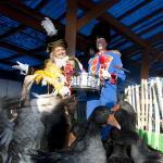 Ganzenparade © kinderboerderij-kinderboerderijen.nl